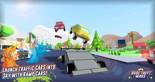 Dude Theft Wars: Open World Sandbox Simulator BETA screenshots 23