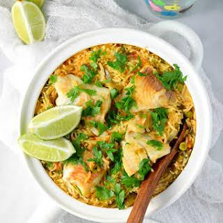 One Pot Fish Recipes.