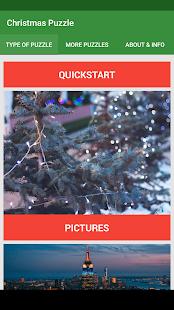 Christmas Jigsaw Puzzle - náhled