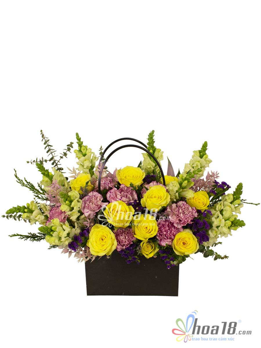 hoa sinh nhật độc đáo