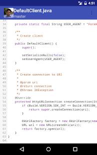 ForkHub for GitHub Screenshot 13