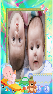 Kids And Baby Photo Frames screenshot 2