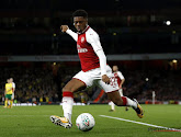 STVV heeft de transfer van Chuba Akpom van Arsenal afgerond