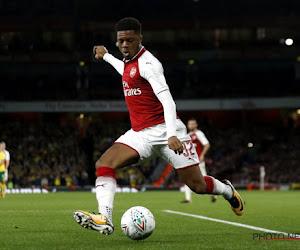 STVV pakt uit met aanvaller van Arsenal ondanks interesse uit Championship