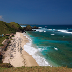 Lombok by Marcelino Moningka - Landscapes Beaches ( beautiful, travel, lombok, beach, landscape )