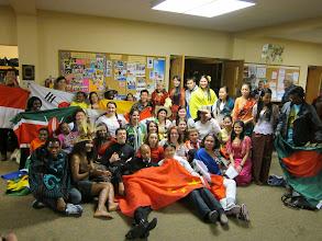 Photo: International Visitor Exchange Program worship service in Saskatoon
