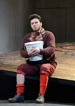 Photo: Wiener Kammeroper: GLI UCCELLATORI von Florian Leopold Gassmann. Inszenierung: Jean Renshaw. Premiere 22.3.2015. Julian Henao Gonzalez,  Copyright: Barbara Zeininger