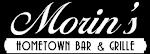 Logo for Morin's Hometown Bar & Grille