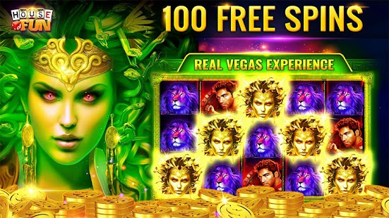 Free Slots Casino Games - House of Fun by Playtika- screenshot thumbnail