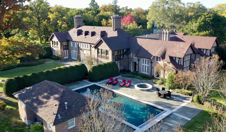 Maison avec piscine Lake Forest