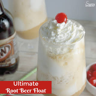 The Ultimate Root Beer Float.