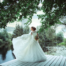 Wedding photographer Tatyana Glushkova (Glushkova). Photo of 23.07.2017