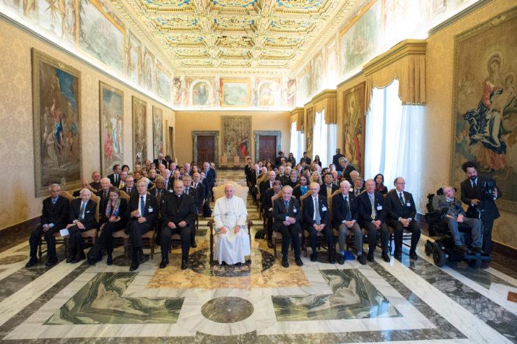 Diễn từ của Đức Thánh Cha tại Hàn lâm viện Giáo hoàng về Khoa học