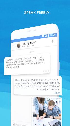 Helpcare - mental health chat Psychological help 7.4.0 screenshots 3
