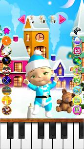 Talking Babsy Baby Xmas Games 2