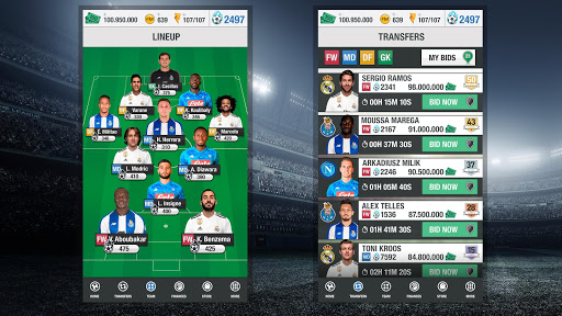 PRO Soccer Cup 2019 Manager 8.51.100 screenshots 12