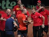 Coupe Davis: Belgique et France ont dévoilé leur sélection !