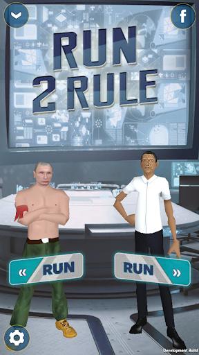 Run 2 Rule - Obama vs. Putin