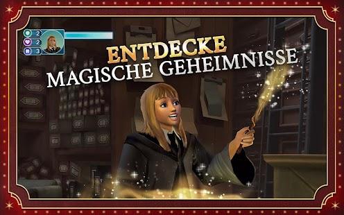 Harry Potter Hogwarts Mystery Mod Apk [Unlimited Everything