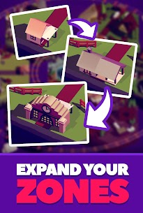 Idle Train Station Tycoon : Money Clicker Inc Mod Apk Download For Android and Iphone 3
