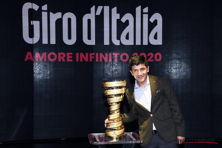 """Carapaz over Giro-kansen Evenepoel: """"Giro heeft veel renners op hun plaats gezet"""""""