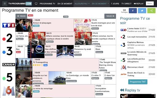 Programme TV 3.0 screenshots 12