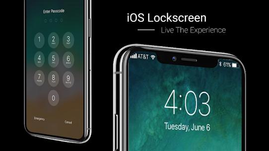 OS 11 Lockscreen 1