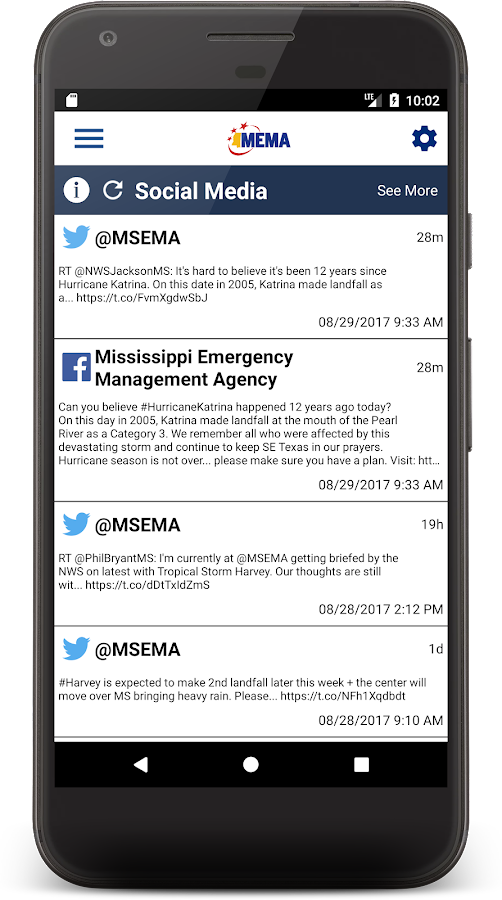 Mississippi EMA- screenshot