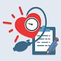 Pressure Logs - Blood Pressure Tracker icon