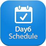 Day6 Schedule Icon
