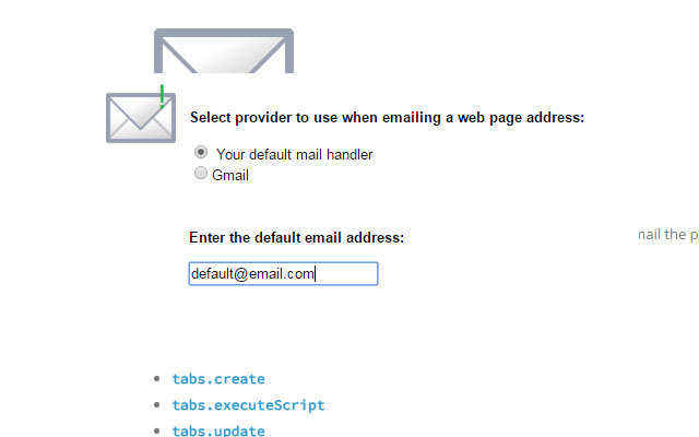 Email this page (ver I. DUMAIRE)
