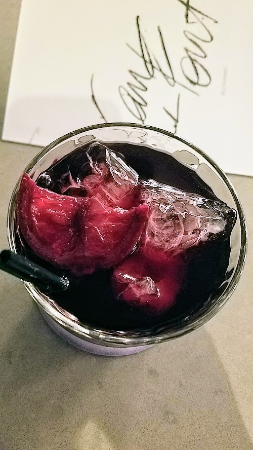 Can Font Happy Hour, Sangria Vermella (Red sangria)