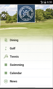 Owensboro Country Club- screenshot thumbnail