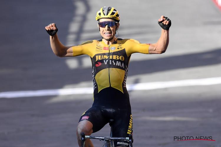 """Van Aert kreeg schitterend nieuws aan telefoon: """"Eddy Merckx belde me op om te zeggen dat ik award gewonnen had"""""""