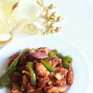 Pepper Chicken Recipe-How to make Pepper chicken