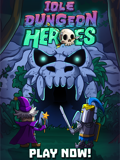 Idle Dungeon Heroes  screenshots 9