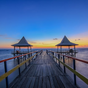 Old Kenjie by Nico Ariyanto - Landscapes Sunsets & Sunrises