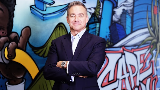 Byron Clatterbuck, CEO of Seacom.