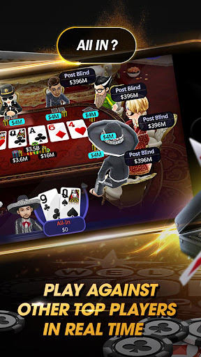 4Ones Poker Holdem Free Casino 2.10.2 screenshots 2