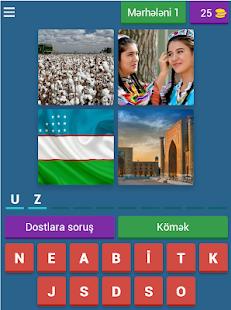 Ölkəni tapın - məlumatlı oyun azərbaycan dilində for PC-Windows 7,8,10 and Mac apk screenshot 1