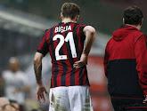 Terrible nouvelle pour Lucas Biglia à l'AC Milan !