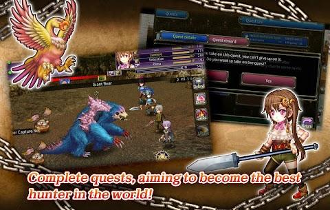 RPG Onigo Hunter MOD (Unlimited Gems/ Crystals) 3