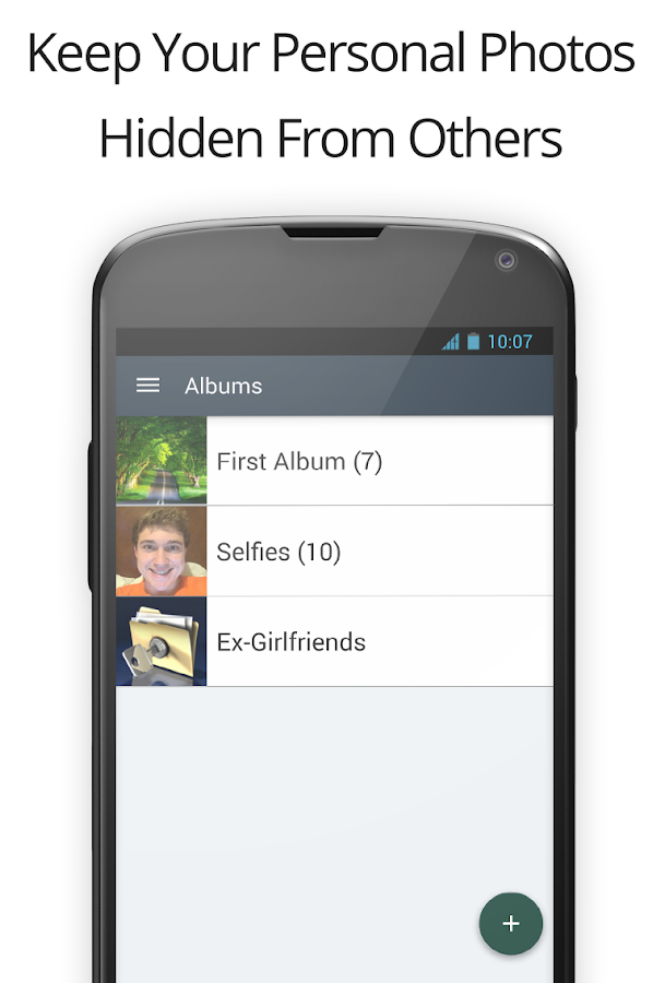 Private photo vault android apps on google play for Cloud vault app