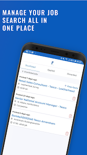 App reed.co.uk Job Search - apply to over 250,000 jobs APK for Windows Phone