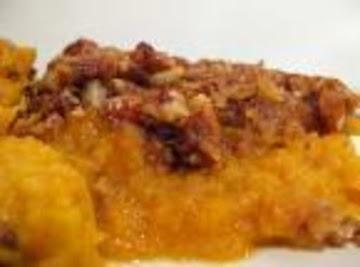 Southern Style Sweet Potato Casserole Recipe