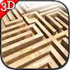 Maze Cartoon labyrinth 3D HD