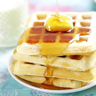 Bisquick Waffles Recipes.