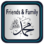 Muhammad PBUH Friends & Family Icon