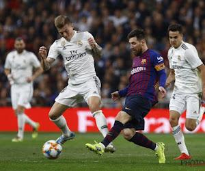 Nouvelle blessure à Madrid