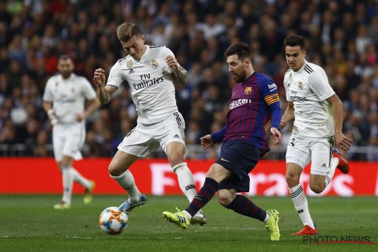 Un joueur du Real Madrid est contre la baisse des salaires !